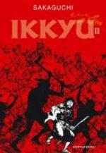 couverture, jaquette Ikkyu VENT D'OUEST 3