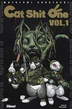 Cat Shit One T.1 Manga