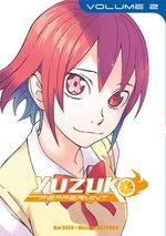 Yuzuko Peppermint T.2 Manga