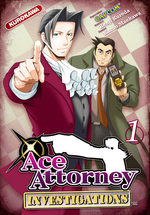 Ace Attorney Investigations # 1