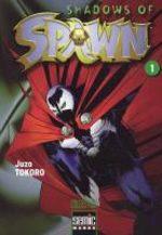 Shadows of Spawn 1 Manga