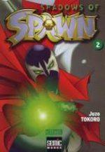 Shadows of Spawn 2 Manga
