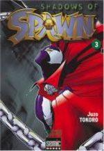 Shadows of Spawn 3 Manga