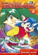 Beyblade 9 Manga