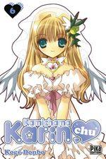 Kamichama Karin Chu 6 Manga