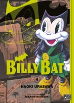 Billy Bat 4 Manga
