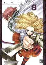 X Blade 8 Manga