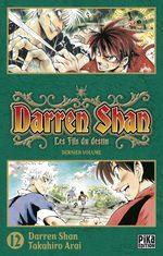 Darren Shan T.12 Manga