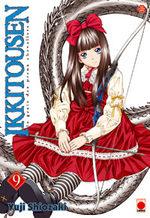 Ikkitousen 9 Manga