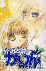 Kamichama Karin 3 Manga