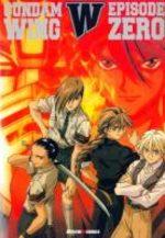 Mobile Suit Gundam Wing - Episode 0 1 Manga