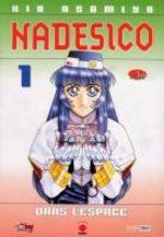 Nadesico 1 Manga
