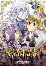Dictatorial Grimoire 1 Manga