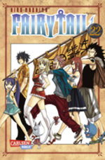 Fairy Tail # 22