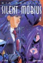 Silent Möbius 4 Manga