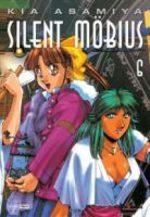 Silent Möbius 6 Manga
