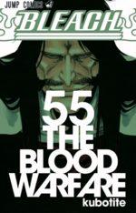 Bleach 55 Manga