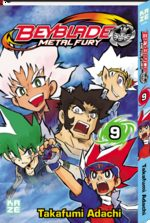 Beyblade Metal Fusion/Masters/Fury 9