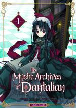 The Mystic Archives of Dantalian 1
