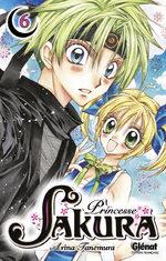 Princesse Sakura 6 Manga