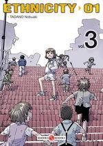 Ethnicity 01 T.3 Manga
