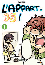 L'Appart 305 T.1 Manhwa