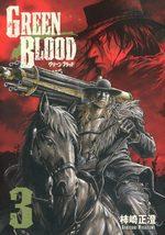 Green Blood 3 Manga