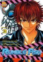 Rumble Fish 3 Manga