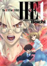 HE The hunt for energy 1 Manga