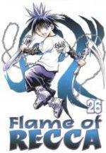 Flame of Recca 26 Manga