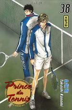 Prince du Tennis 38 Manga