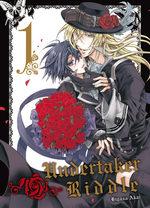Undertaker Riddle T.1 Manga