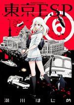 Tôkyô ESP 6 Manga
