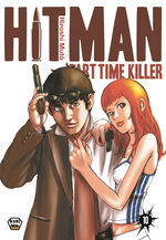 Hitman Part Time Killer T.10 Manga