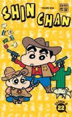 Shin Chan 22 Manga