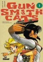 Gunsmith Cats 1 Manga