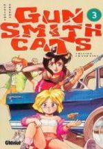 Gunsmith Cats 3 Manga