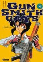 Gunsmith Cats 4 Manga