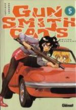 Gunsmith Cats 5 Manga