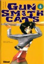 Gunsmith Cats 6 Manga