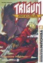 Trigun Maximum 4 Manga