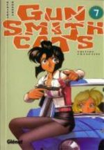 Gunsmith Cats 7 Manga