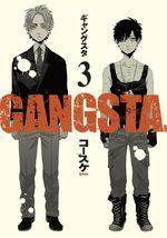 Gangsta 3 Manga