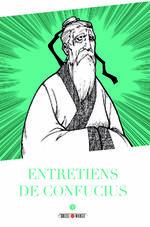Entretiens de Confucius T.1 Manga