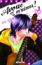 Avoue que tu m'aimes 3 Manga