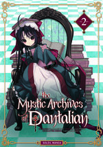 The Mystic Archives of Dantalian 2