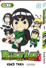 Rock Lee - Les péripéties d'un ninja en herbe 1