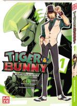 Tiger & Bunny T.1 Manga