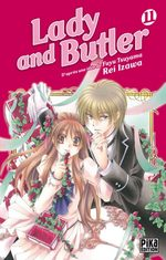 Lady and Butler # 11