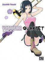 Yozakura Quartet 5 Manga